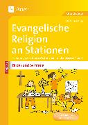 Cover-Bild zu Ev. Religion an Stationen Spezial Bilder & Symbole von Knipp, Martina