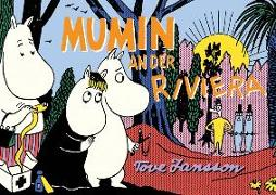 Cover-Bild zu Jansson, Tove: Mumin an der Riviera