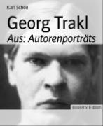 Cover-Bild zu Georg Trakl