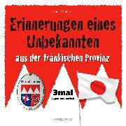 Cover-Bild zu Erinnerungen eines Unbekannten aus der fränkischen Provinz
