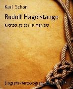 Cover-Bild zu Rudolf Hagelstange