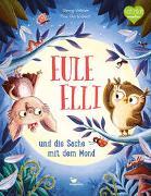 Cover-Bild zu Vollmer, Georg: Eule Elli und die Sache mit dem Mond