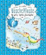 Cover-Bild zu Müller, Nina: Kuschelflosse - Das goldige Glücksdrachen-Geglitzer