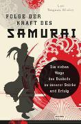Cover-Bild zu Folge der Kraft des Samurai von Tsugawa Whaley, Lori