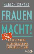 Cover-Bild zu FrauenMACHT! von Knaths, Marion