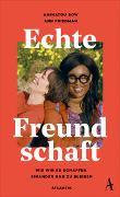 Cover-Bild zu Echte Freundschaft von Sow, Aminatou