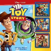 Cover-Bild zu Disneys Toy Story Collectors Edition (Audio Download) von Lenart, Frank