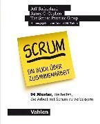 Cover-Bild zu Scrum - ein Buch über Zusammenarbeit von Sutherland, Jeff