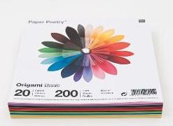 Cover-Bild zu ORIGAMI BASIC, 20 X 20 CM