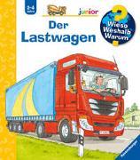 Cover-Bild zu Wieso? Weshalb? Warum? junior: Der Lastwagen (Band 51) von Erne, Andrea
