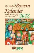 Cover-Bild zu Der kleine Bauernkalender 2022 Taschenkalender. Leben im Einklang mit der Natur von Muffler-Röhrl, Michaela