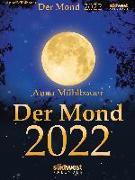 Cover-Bild zu Der Mond 2022 Tagesabreißkalender von Mühlbauer, Anna