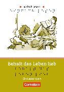 Cover-Bild zu Behalt das Leben lieb von Witzmann, Cornelia