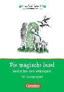 Cover-Bild zu Die magische Insel - Verrat bei den Wikingern von Barzik, Ulrike