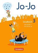Cover-Bild zu Jo-Jo Lesebuch 3. Schuljahr. Allgemeine Ausgabe - Neubearbeitung 2016. Arbeitsheft Lesestrategien von Eder, Katja