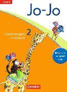 Cover-Bild zu Jo-Jo Lesebuch 2. Schuljahr. Lesestrategien. Arbeitsheft. BY von Eder, Katja