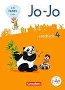 Cover-Bild zu Jo-Jo Lesebuch 4. Schuljahr. Allgemeine Ausgabe - Neubearbeitung 2016. Schülerbuch von Eder, Katja