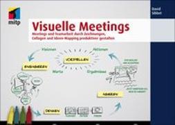 Cover-Bild zu Visuelle Meetings von Sibbet, David