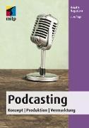 Cover-Bild zu Podcasting (eBook) von Hagedorn, Brigitte