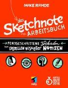 Cover-Bild zu Das Sketchnote Arbeitsbuch (eBook) von Rohde, Mike