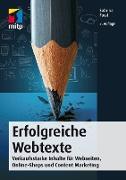 Cover-Bild zu Erfolgreiche Webtexte (eBook) von Forst, Sabrina