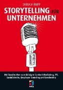 Cover-Bild zu Storytelling für Unternehmen (eBook) von Rupp, Miriam