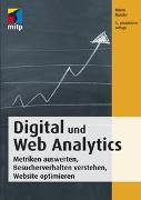 Cover-Bild zu Digital und Web Analytics von Hassler, Marco