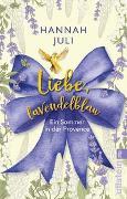 Cover-Bild zu Liebe, lavendelblau von Juli, Hannah