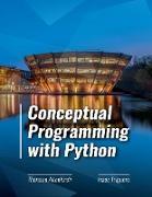Cover-Bild zu Conceptual Programming with Python (eBook) von Altenkirch, Thorsten