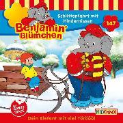 Cover-Bild zu Benjamin Blümchen - Folge 147: Schlittenfahrt mit Hindernissen (Audio Download) von Andreas, V.