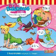 Cover-Bild zu Kurzhörspiele - Bibi erzählt: Hexenbesengeschichten (Audio Download) von Weigand, K.P.