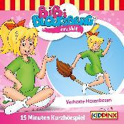 Cover-Bild zu Kurzhörspiel - Bibi erzählt: Verhexte Hexenbesen (Audio Download) von Weigand, K.P.