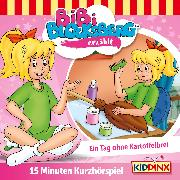 Cover-Bild zu Kurzhörspiel - Bibi erzählt: Ein Tag ohne Kartoffelbrei (Audio Download) von Weigand, K.P.
