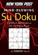 Cover-Bild zu New York Post Mind-blowing Su Doku von HarperCollins Publishers Ltd.