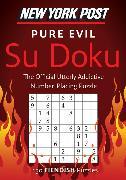 Cover-Bild zu New York Post Pure Evil Su Doku von HarperCollins Publishers Ltd.