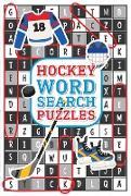 Cover-Bild zu Hockey Word Search Puzzles von HarperCollins Publishers Canada