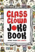 Cover-Bild zu Class Clown Joke Book von HarperCollins Publishers Canada