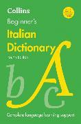 Cover-Bild zu Collins Beginner's Italian Dictionary, Fourth Edition von Harpercollins Publishers Ltd