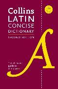 Cover-Bild zu Collins Latin Concise Dictionary, Second Edition von HarperCollins Publishers Ltd.