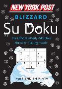 Cover-Bild zu New York Post Blizzard Su Doku (Fiendish) von HarperCollins Publishers Ltd.