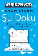 Cover-Bild zu New York Post Snow Storm Su Doku (Difficult) von HarperCollins Publishers Ltd.