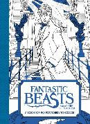 Cover-Bild zu Fantastic Beasts and Where to Find Them: A Book of 20 Postcards to Color von HarperCollins Publishers