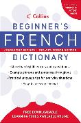 Cover-Bild zu Collins Beginner's French Dictionary, 4th Edition von HarperCollins Publishers