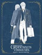 Cover-Bild zu Phantastische Tierwesen: Grindelwalds Verbrechen (Malbuch - Magische Abenteuer) von Publishers, HarperCollins