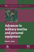 Cover-Bild zu Advances in Military Textiles and Personal Equipment von Sparks, E (Cranfield University, UK) (Hrsg.)
