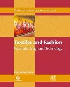 Cover-Bild zu Textiles and Fashion (eBook) von Sinclair, Rose (Hrsg.)