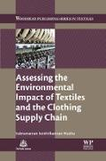 Cover-Bild zu Assessing the Environmental Impact of Textiles and the Clothing Supply Chain (eBook)