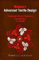 Cover-Bild zu Watson's Advanced Textile Design von Grosicki, Z (Hrsg.)