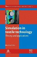 Cover-Bild zu Simulation in Textile Technology von Veit, D (RWTH Aachen University, Germany) (Hrsg.)