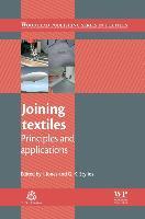 Cover-Bild zu Joining Textiles von Jones, I (TWI) (Hrsg.)
